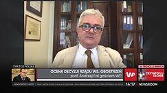 Nieoficjalnie: będzie luzowanie obostrzeń. Gorący komentarz prof. Andrzeja Fala