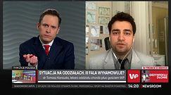Dr Tomasz Karauda o niewydolności służby zdrowia