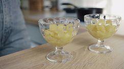 Smacznego: przepis na deser jabłkowy z migdałową kruszonką