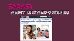 """Anna Lewandowska pozbawia córek prezentów! """"Babcie mają prawo rozpieszczać wnuki"""""""