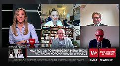 Debata WP: Rok epidemii w Polsce