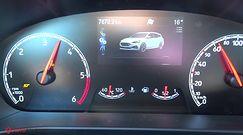 Ford Focus ST kombi 2.0 EcoBlue 190 KM (MT) - acceleration 0-100 km/h