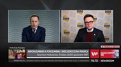 """Szymon Hołownia o Jarosławie Gowinie. """"Jarosław Kaczyński się zemści"""""""