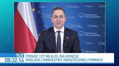 TVP o WOŚP 2021. Cezary Tomczyk: to niebywały skandal