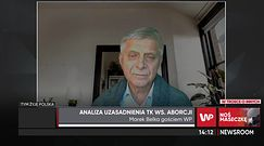 """Marek Belka o wyroku TK. """"PiS strzelił sobie w stopę"""""""