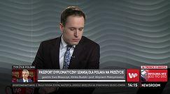 Sprawa Polaka w Anglii. Prof. Maksymowicz wyjaśnia różnicę w podejściu do pacjenta