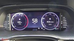Skoda Octavia kombi 2.0 TDI 150 KM (AT) - acceleration 0-100 km/h