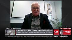 Prof. Krzysztof Simon apeluje o odpowiedzialność podczas świąt wielkanocnych