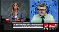 Testowanie na koronawirusa obowiązkowe dla przylatujących do Polski. Dr Paweł Grzesiowski komentuje