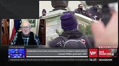 """Zamieszki w USA. Leszek Miller krytykuje Andrzeja Dudę. """"Ośmiesza urząd"""""""