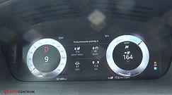 Jaguar I-Pace 400 KM - acceleration 0-100 km/h