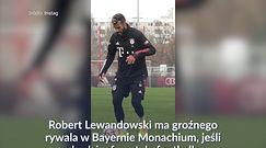 #dziejesiewsporcie: Lewandowski ma groźnego rywala. Popis piłkarza Bayernu