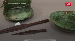 Niezwykłe odkrycie wykrywaczem metalu. Plemienny watażka z południowej Anglii