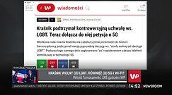 Kraśnik chce być wolny od 5G. Prezes UKE komentuje
