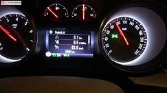 Opel Insignia 1.5 Ecotec Turbo 165 KM (MT) - pomiar zużycia paliwa