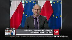 """Szczepionka przeciwko koronawirusowi. """"W marcu-kwietniu będzie dostępna dla Polaków"""""""