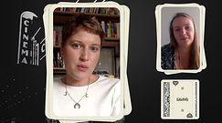 """""""Odkrywamy karty"""". Aleksandra Domańska o nagości na planie i paraliżującej scenie sprzed kilku lat"""