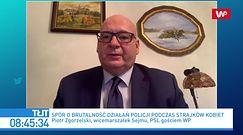 Nie przyłączyli się do wniosku o odwołanie Jarosława Kaczyńskiego. Piotr Zgorzelski tłumaczy, dlaczego