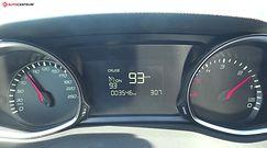 Peugeot 308 SW 1.5 BlueHDI 130 KM (MT) - pomiar zużycia paliwa