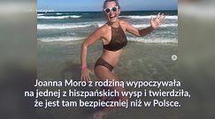 Polskie gwiazdy uciekają w ciepłe kraje. Wkrótce może to być niemożliwe
