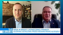 Jacek Kurski znów prezesem TVP. Andrzej Dera pytany o gratulacje od prezydenta