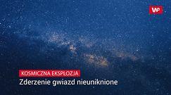 Gwiazdy neutronowe w drodze do zderzenia. Odkryli dwie ogromne, wirujące gwiazdy