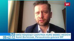 """Wybory 2020. Ostre słowa w programie WP. """"Rafał Trzaskowski jest draniem"""""""