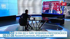PiS przejmie postulat Senatu? Ryszard Czarnecki nie ma wątpliwości