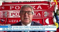 """Wybory prezydenckie. Ryszard Czarnecki o decyzji Dudy ws. debaty. Mówi o """"dyktacie medialnym"""""""