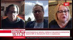 """Ilona Łepkowska: """"W interesie PiS-u jest przeprowadzenie wyborów teraz, w bałaganie, chaosie"""""""
