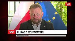 Koronawirus w Polsce. Łukasz Szumowski: w poniedziałek nie rozmawiałem z prezydentem Dudą o wyborach