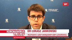 Koronawirus w Polsce. Medycy spotykają się z dużym hejtem