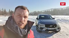 Volvo XC60 T8 - ile spali hybryda na zakopiance?