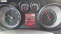 Opel Zafira Tourer 2.0 CDTI Ecotec 170 KM (AT) - pomiar spalania