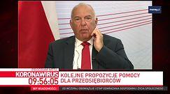 Piotr Patkowski wiceministrem. Tadeusz Kościński komentuje nominację