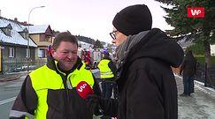 Tragedia w Szczyrku. Burmistrz komentuje ze łzami w oczach
