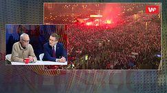 Emocje wokół Marszu Niepodległości. Gość miał pretensje o to, kto siedział obok niego w studiu
