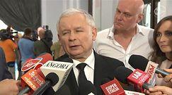 Jarosław Kaczyński o samopodpaleniach