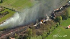 Katastrofa kolejowa w Belgii