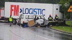 Tragiczny wypadek w województwie opolskim