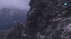 W Tatrach spadł pierwszy śnieg. TOPR ostrzega turystów