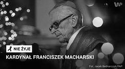 Zmarł ks. kard. Franciszek Macharski, były metropolita krakowski