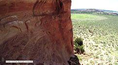 Pustynia i kanion Moab w Utah