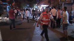 Nowe ataki Palestyńczyków w Jerozolimie