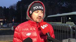 Adam Małysz dla WP: Ubieram na siebie, ile tylko mogę, ale twarz mi totalnie odmarzała
