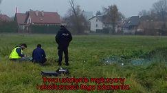 Mężczyzna podpalił się przed Sądem Rejonowym w Rzeszowie