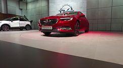 Dyrektor generalny General Motors Poland opowiada o nowym Oplu Insignii Grand Sport