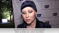 """Shannen Doherty: """"Każdy może zachorować na raka. Ta choroba nie wybiera!"""""""