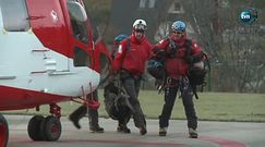 Ratownicy znaleźli w Tatrach ciało turysty