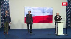 """""""Marszałek odleciał"""". Politycy bezwzględni dla Marka Kuchcińskiego"""